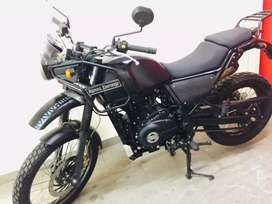 Bullet Himalayan in showroom condition