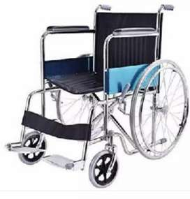 Wheelchair And Hospital bed