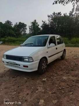Maruthi Zen ,petrol engine