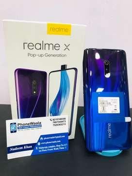 Realme X (8gb/128gb) Brand new