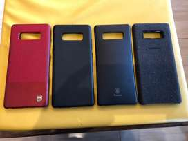 Note 8 branded covers