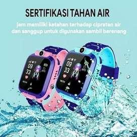 Jam Smartwatch Anak Waterproof Tahan air