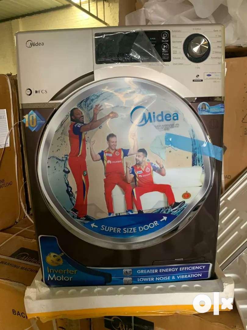 Washing Machine - Carrier Midea 0