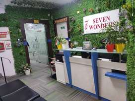 Fully Furnished Offices Space r Night Shift with 0% Brokerage