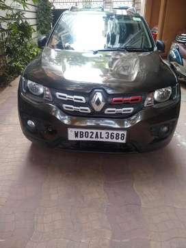 Renault Kwid 1.0 RXT EDITION, 2017, Petrol