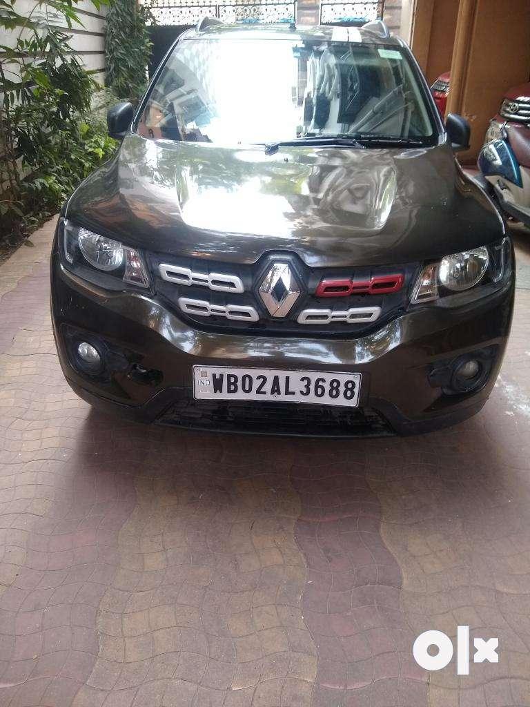 Renault Kwid 1.0 RXT EDITION, 2017, Petrol 0