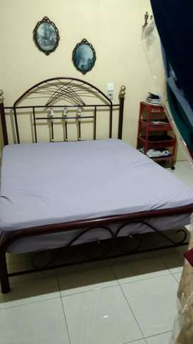 ranjang plus matras