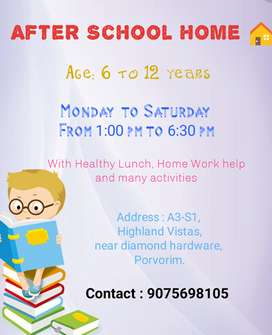 After school home