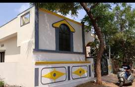 Single bedroom Independed house (one portion) for rent - only family