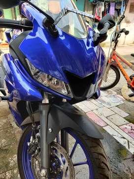 Brand new Yamaha R15 V3 BS6 engine.