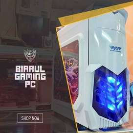 PC Gaming Intel i5 3470 Feat GTX 1050ti 8GB RAM Murah Terlaris