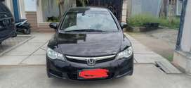 Di jual honda civic 2008 manual 130jta