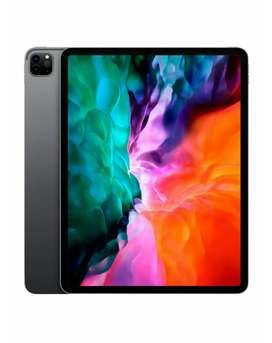 ipad pro 2020 (4th Generation) 12.9-inch, 12GB, Wi-Fi, Gray with FT