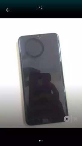 Samsung A20 black colo