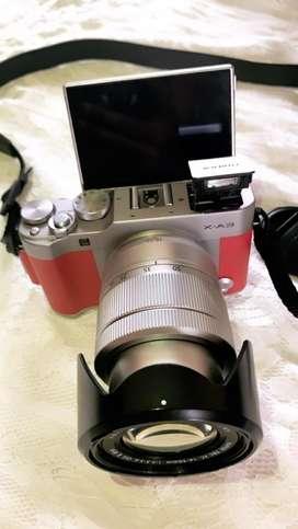 Dijual kamera fuji film XA3