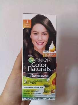Garnier Color naturalis|| Coklat Gelap
