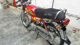 Metro bike (2014)A1 condition.location taxila