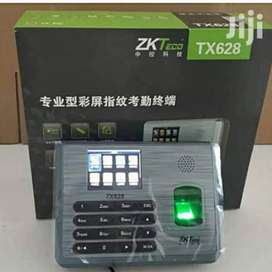 Time Attendance biometric and RFID Device with Software