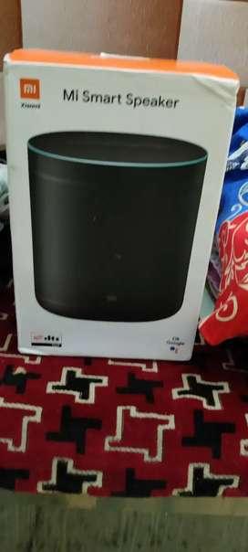 Mi wireless speaker
