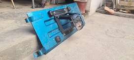 Jeep Wrangler rare door with stupny bracket