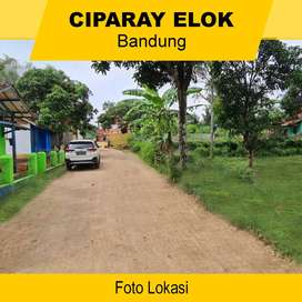 Tanah Bandung, Area Ciparay, Harga Terjangkau, SHM, Akses 2 Mobil