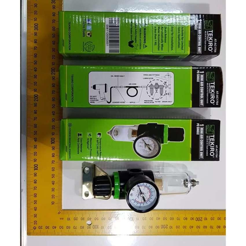 Air Control Unit Filter Angin Kompresor Compressor Single TEKIRO 0