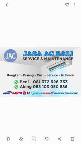 Jasa khusus servis AC di Bali