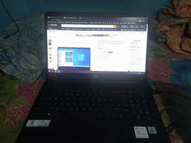 1 month used Hp 15s du2069tu 15.5 inch FHD Laptop