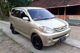 Toyota Avanza G 2005 Plat H