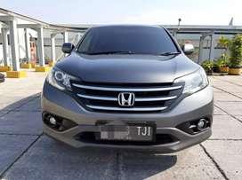 Honda CRV 2.4 Matic 2014 Pemakaian pribadi Plat Genap