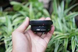 Adapter lensa nikon to nex sony e mount manualan