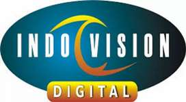 Parabola mini jernih Indovision Mnc Vision cuma 800rb