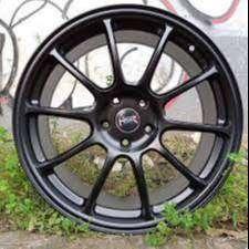Velg Mobil Crv Innova Rush Xpander Ring 19 Lubang 5 Free Ongkir HSR