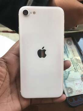 Iphone SE 2020 64GB PTA Approved Both Sim
