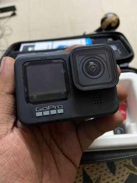 GoPro Hero 9 Black - Box + Bill