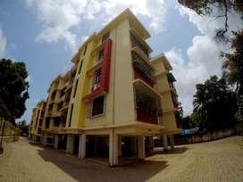 2BHK gated complex flat atPrabhudessai Tarang, Gogol, Margao, Goa