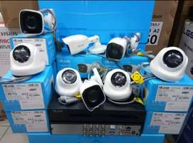 Paket kamera cctv