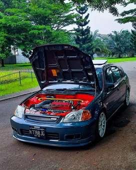 Civic Ferio Facelift