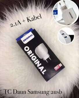 Charger Samsung model daun 2.1A