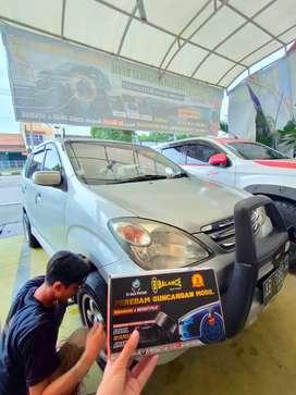 MANTAP!! mobil Makin STABIL & NYAMAN Anti LIMBUNG dgn BALANCE Damper