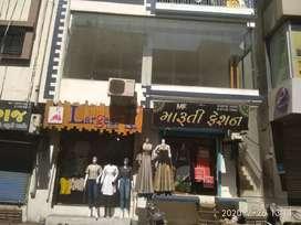 Bhaade Showroom,25×25,sqfeet, 1st floor