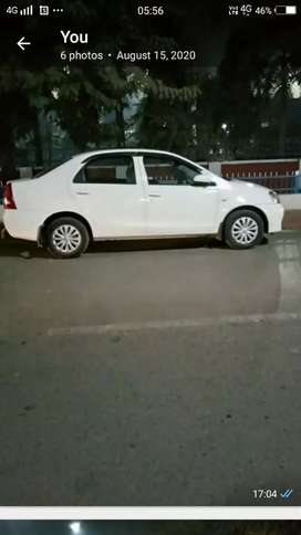 Toyota Etios 2016 Diesel Well Maintained