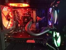 PC Ryzen 3 2200g spek gaming