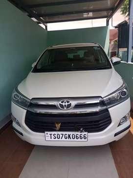 Toyota INNOVA CRYSTA Diesel Good Condition