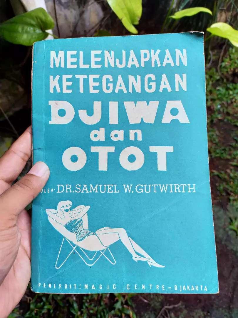 Buku Wellness Antik thn 50an