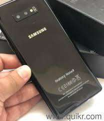 Best Looking Samsung Galaxy Note 8 in Blue Colour Available With Cod