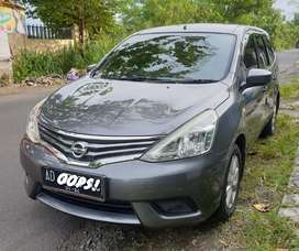 Grand Livina SV Manual 2014, Asli AD, Pajak pjg, Alternatif Avanza