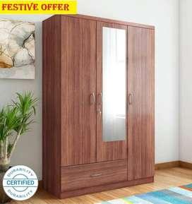 new 3 door cupboard in offer price