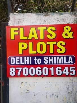 PLOT (DRIVE IN) FOR SALE NEAR NATIONAL HIGHWAY
