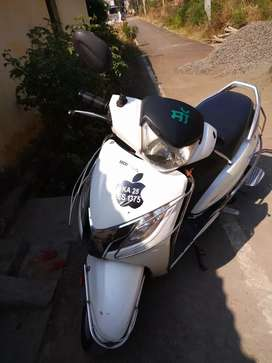 We are selling a scooter